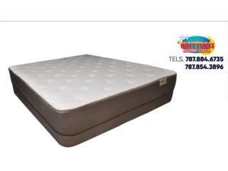 Set de mattress Perfection Tight Top, Mattress Discount Center Puerto Rico