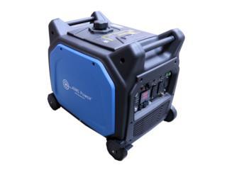 Generador Aims 6600w con encendido automático, PowerComm, Inc 7878983434 Puerto Rico