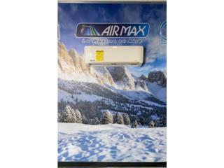 Airmax 18,000 Seer20 con Wifi des $850, Speedy Air Conditioning Servic Puerto Rico
