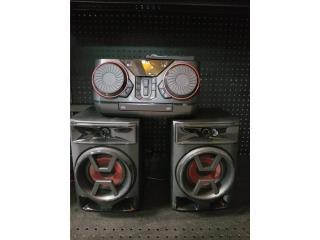 LG Mini Stereo 300 watts, La Familia Casa de Empeño y Joyería-Mayagüez 1 Puerto Rico