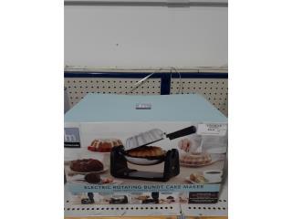 HOMEMADE ELECTRIC ROTATING CAKE MAKER, La Familia Casa de Empeño y Joyería-Yauco  Puerto Rico
