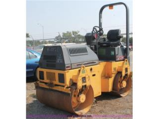 Stone Wolf Pac 6400 Articulated Roller , DE DIEGO RENTAL Puerto Rico