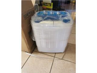 lavadora y secadora portatil nuevas, ANROD NATIONAL EXPORT INC. Puerto Rico