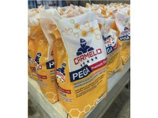 Pega CARMELO Premium 7500 Instalación de losa, BLOQUES CARMELO Puerto Rico