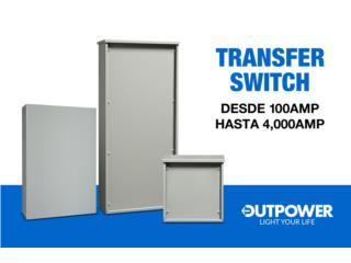 TRANSFER SWITCH, Outpower Energy Corp. Puerto Rico