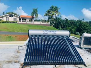 Calentadores Solares Apricus , MAC Autosport  Puerto Rico