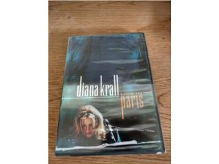 dianna Krall ** LIVE IN PARIS**, BLESSED IMPORTS Puerto Rico