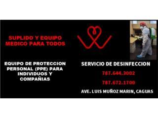 Suplidos medicos y mas, Wellness Direct Service  Puerto Rico