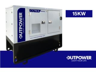 PERKINS 15KW, Outpower Energy Corp. Puerto Rico