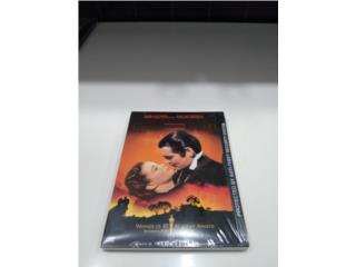 Película **GONE WITH THE WIND**, BLESSED IMPORTS Puerto Rico