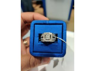 Sortija 14k con Diamantes, La Familia Casa de Empeño y Joyería-Arecibo Puerto Rico