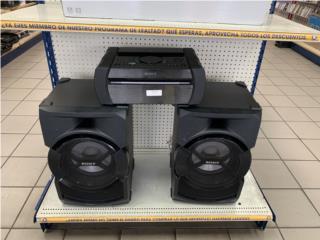 Sony Mini-Stereo, La Familia Casa de Empeño y Joyería-Ponce 1 Puerto Rico