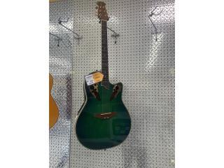 Acustic Electric Guitar, La Familia Casa de Empeño y Joyería-Ponce 2 Puerto Rico