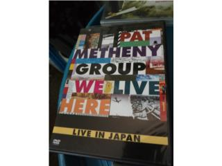 Pat Metheny live un Japan, BLESSED IMPORTS Puerto Rico
