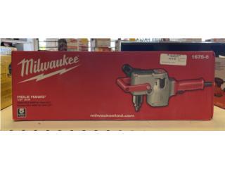 Milwaukee Hole Hawg 1/2 drill, La Familia Casa de Empeño y Joyería-San Juan Puerto Rico