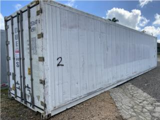 Vagones Refrigerados INSULADOS de 40 pies, AGUSTIN CARDONA Puerto Rico