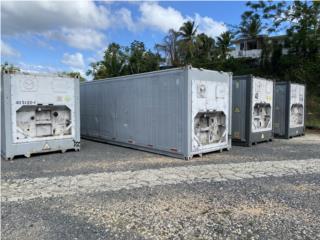 Vagones de 40' INSULADOS , AGUSTIN CARDONA Puerto Rico