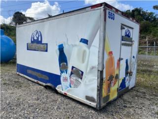 Vagon INSULADO de 16pies, AGUSTIN CARDONA Puerto Rico