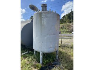 Tanque en Stainless Steel 600galones, AGUSTIN CARDONA Puerto Rico
