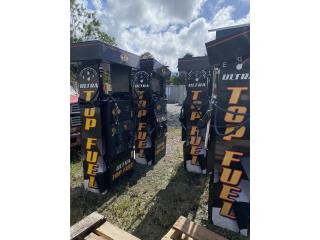 Bombas Surtidores de gasolina o diesel, AGUSTIN CARDONA Puerto Rico