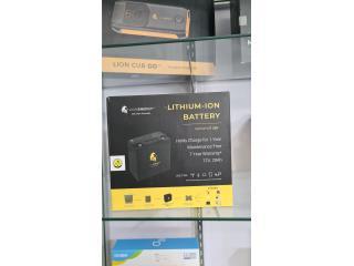 Bateria solar, ORO CENTRO XPRESS  Puerto Rico