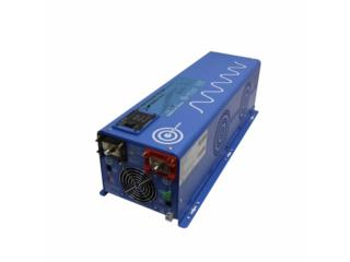 Inversor 6,000w 120/240 48v, PowerComm, Inc 7878983434 Puerto Rico