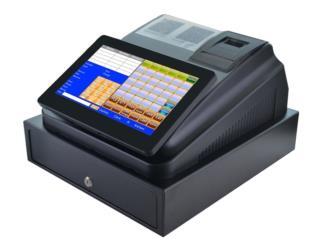 "Caja Registradora Rest.Touch 10"" , SmartBase Puerto Rico"