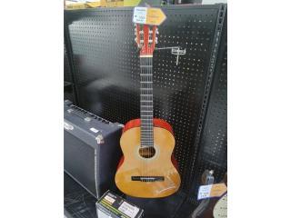Guitarra española marca Palmer, LA FAMILIA SAN SEBASTIAN 1 Puerto Rico