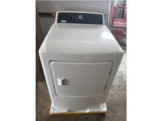 Secadora de gas (nueva), Muebleria R&L Furniture World Puerto Rico