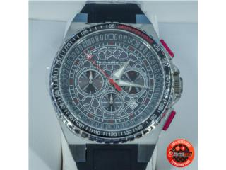 TechnoMarine Easy Cell Silver/Black/Red $119, Discount Offer Puerto Rico