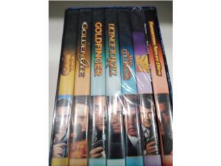 Box Set de JAMES BOND, DVD'S, BLESSED IMPORTS Puerto Rico