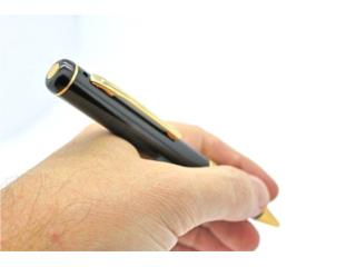 VIDEO PEN WITH MOTION DETECTOR, Spy Gallery Puerto Rico