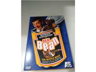 Mr. BEAN (Rowan Atkinson) Box SET DVD'S, BLESSED IMPORTS Puerto Rico