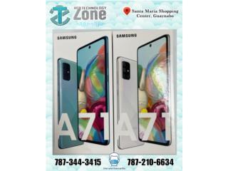 Samsung A71 - Desbloqueado , The Technology Zone Puerto Rico