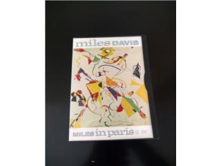 **MILES DAVIS** live in Paris, BLESSED IMPORTS Puerto Rico