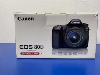Canon EOS 80D, La Familia Casa de Empeño y Joyería-Ave Piñeiro Puerto Rico