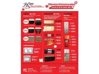 ESPECIALES DE MES - ABRIL , Homesolution, Corp Puerto Rico