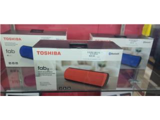 Toshiba  wireless  speakers , La Familia Casa de Empeño y Joyería, Bayamón Puerto Rico