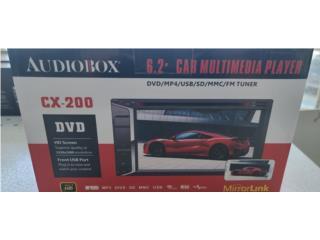 Audio box cx 200, La Familia Casa de Empeño y Joyería, Bayamón Puerto Rico