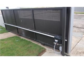 Portones electricos venta instalacion reparar, Rivera Home Service Puerto Rico