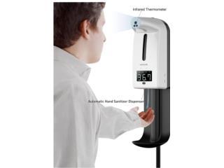 V10 pro dispenser con termometro , WAREHOUSE SUPPLY AND MORE Puerto Rico