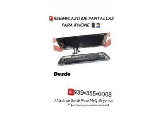 Pantallas Para IPHONE & SAMSUNG (DISPONIBLES), iDroid Planet Puerto Rico