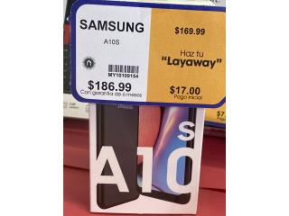 Celular Samsung a10 nuevo $170 aprovecha!, La Familia Casa de Empeño y Joyería, Bayamón Puerto Rico