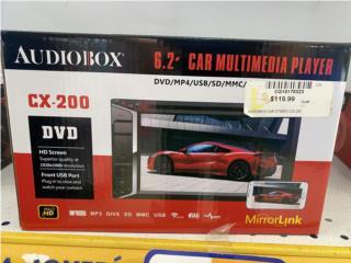 Car multimedia player new $120 aprovecha!, La Familia Casa de Empeño y Joyería, Bayamón Puerto Rico