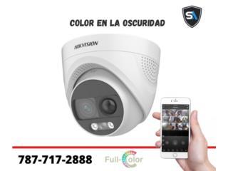 Camaras Full Color (como alama), Security & Automation  Puerto Rico