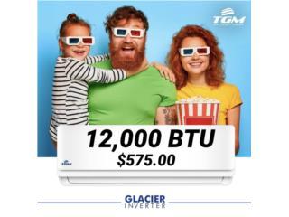 $575.00 nueva tgm 12,000 btu 21 seer, PVV REFRIGERATION Puerto Rico