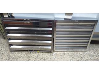 Filtros de Campana SS $60 Aluminio $20, COMERCIAL LA 14 Puerto Rico