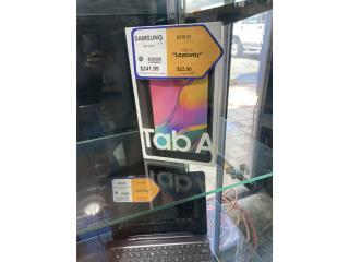 Tablet samsung tab A, La Familia Casa de Empeño y Joyería-Bayamón Puerto Rico