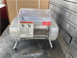 Machacador de carne''Berkel, Atlantic Supplies Puerto Rico