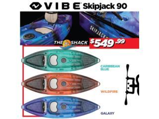 Vibe Skipjack 90, The SUP shack  Puerto Rico